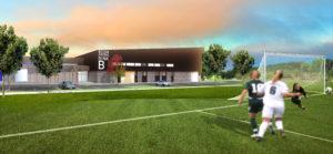 Acton Arena Rink B-Soccer