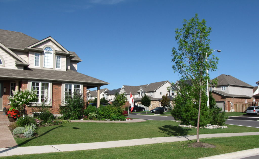 Georgian Meadows Subdivision, Collingwood, ON
