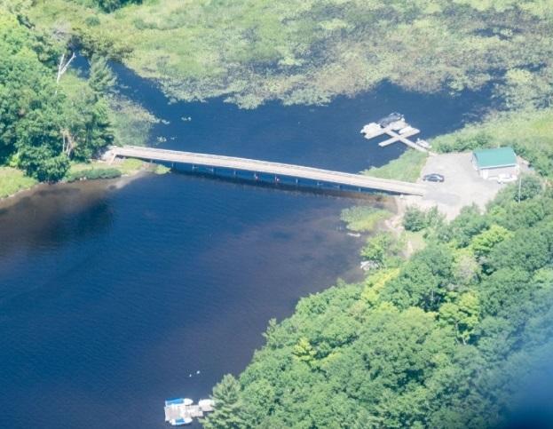 McDougall island bridge