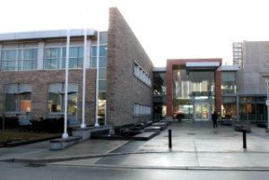 Milton Ontario Town Hall