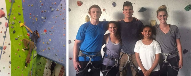 Rock Climbing - Post Photo