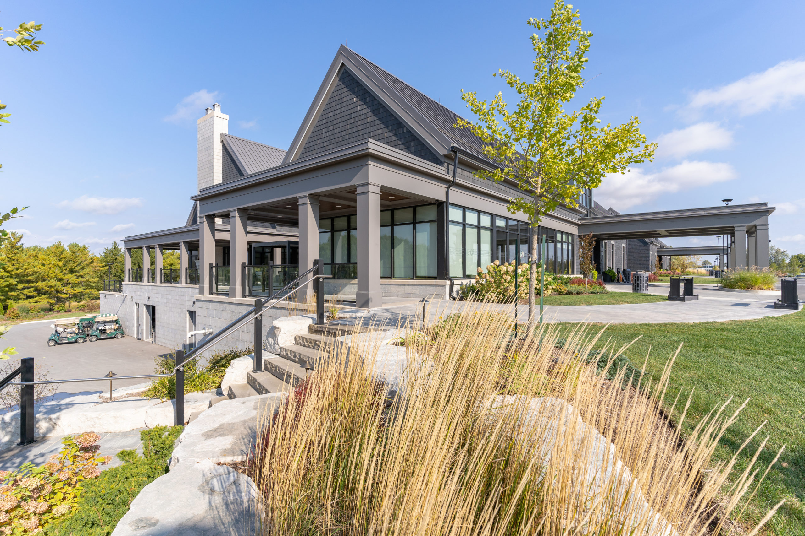Monthill Golf Country Clubhouse Crozier Consulting Engineers